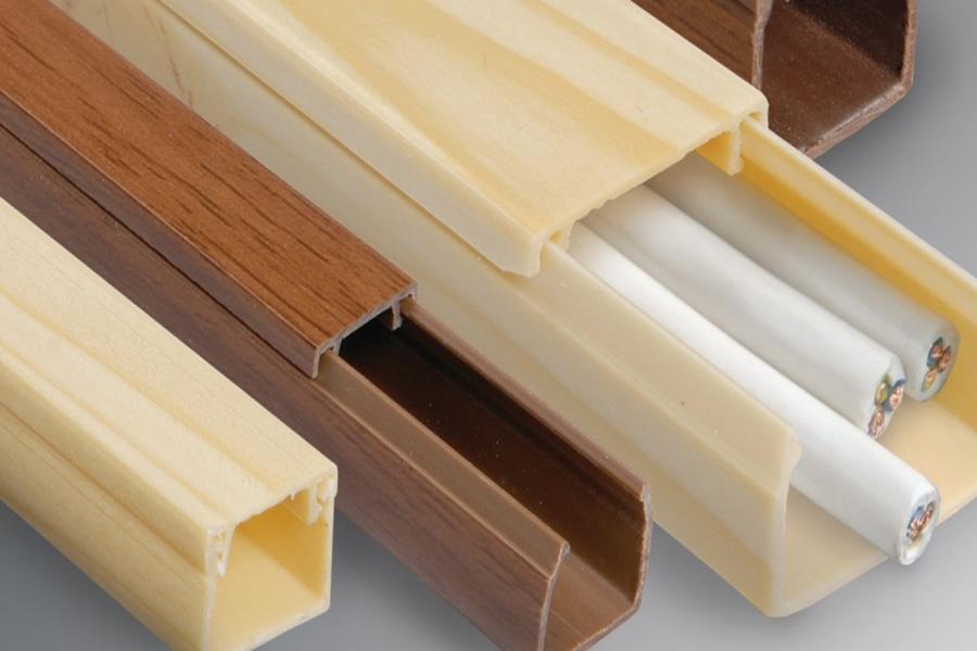Короба пластиковые для проводов